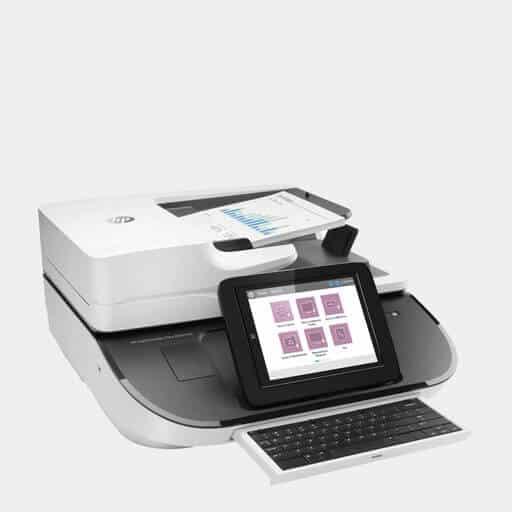HP Digital Sender Flow 8500 fn2 Workstation L2762A